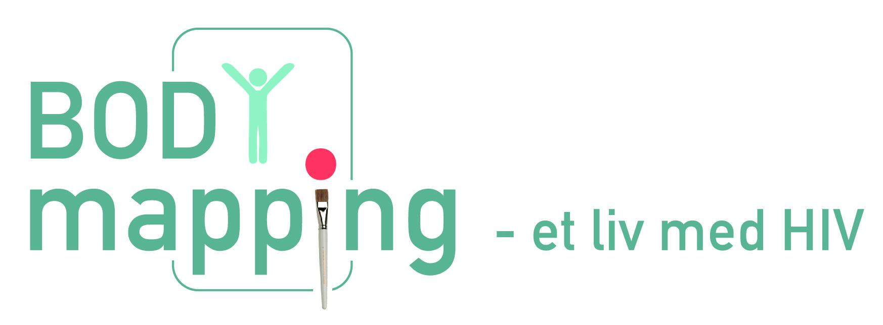 Bodymapping, Et Logo Til Et Rigtig Fint Projekt For HIV-smittede