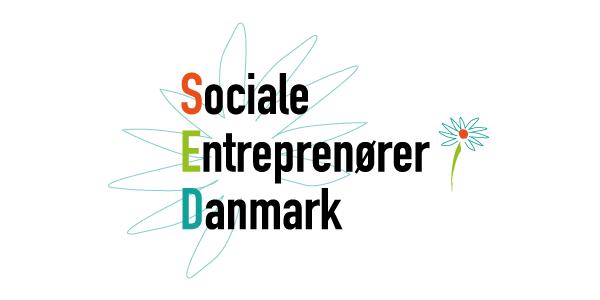 Logodesign Er En Ekspertise. Jeg Har Designet Mange Logoer. Her Er Det Til Sociale Entreprenører I Danmark.